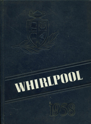 1958 Edition, Pennell Institute - Whirlpool Yearbook (Gray, ME)