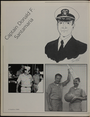 Page 10, 1988 Edition, New Orleans (LPH 11) - Naval Cruise Book online yearbook collection