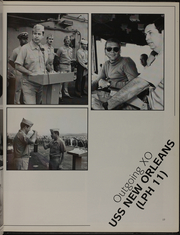 Page 17, 1988 Edition, New Orleans (LPH 11) - Naval Cruise Book online yearbook collection