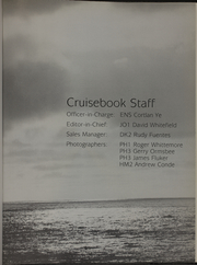Page 5, 1988 Edition, New Orleans (LPH 11) - Naval Cruise Book online yearbook collection