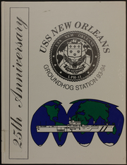 New Orleans (LPH 11) - Naval Cruise Book online yearbook collection, 1994 Edition, Page 1