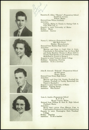 Page 14, 1949 Edition, Kents Hill School - Yearbook (Kents Hill, ME) online yearbook collection
