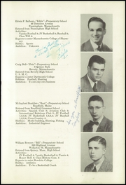 Page 15, 1949 Edition, Kents Hill School - Yearbook (Kents Hill, ME) online yearbook collection