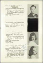 Page 17, 1949 Edition, Kents Hill School - Yearbook (Kents Hill, ME) online yearbook collection