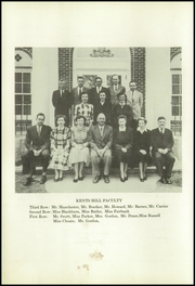 Page 8, 1949 Edition, Kents Hill School - Yearbook (Kents Hill, ME) online yearbook collection