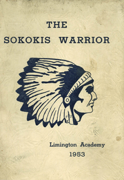 Page 1, 1953 Edition, Limington Academy - Sokokis Warrior Yearbook (Limington, ME) online yearbook collection