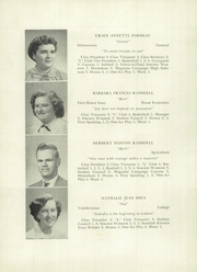 Page 12, 1953 Edition, Limington Academy - Sokokis Warrior Yearbook (Limington, ME) online yearbook collection