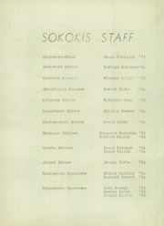 Page 6, 1953 Edition, Limington Academy - Sokokis Warrior Yearbook (Limington, ME) online yearbook collection