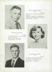 Page 14, 1957 Edition, Limington Academy - Sokokis Warrior Yearbook (Limington, ME) online yearbook collection