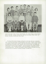 Page 16, 1957 Edition, Limington Academy - Sokokis Warrior Yearbook (Limington, ME) online yearbook collection