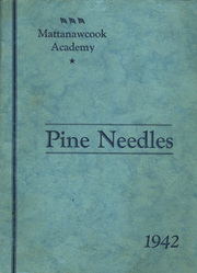 1942 Edition, Mattanawcook Academy - Pine Needles Yearbook (Lincoln, ME)