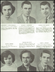 Page 10, 1953 Edition, Mattanawcook Academy - Pine Needles Yearbook (Lincoln, ME) online yearbook collection