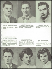 Page 11, 1953 Edition, Mattanawcook Academy - Pine Needles Yearbook (Lincoln, ME) online yearbook collection
