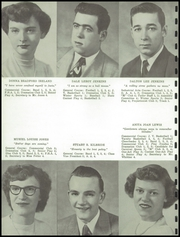 Page 12, 1953 Edition, Mattanawcook Academy - Pine Needles Yearbook (Lincoln, ME) online yearbook collection