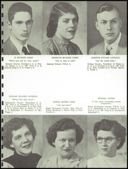 Page 13, 1953 Edition, Mattanawcook Academy - Pine Needles Yearbook (Lincoln, ME) online yearbook collection