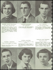 Page 14, 1953 Edition, Mattanawcook Academy - Pine Needles Yearbook (Lincoln, ME) online yearbook collection