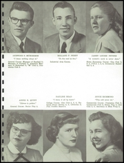 Page 15, 1953 Edition, Mattanawcook Academy - Pine Needles Yearbook (Lincoln, ME) online yearbook collection