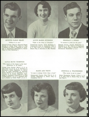 Page 16, 1953 Edition, Mattanawcook Academy - Pine Needles Yearbook (Lincoln, ME) online yearbook collection
