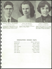 Page 17, 1953 Edition, Mattanawcook Academy - Pine Needles Yearbook (Lincoln, ME) online yearbook collection