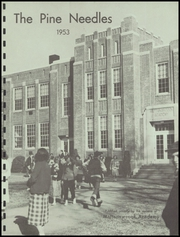 Page 3, 1953 Edition, Mattanawcook Academy - Pine Needles Yearbook (Lincoln, ME) online yearbook collection