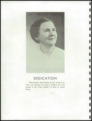 Page 4, 1953 Edition, Mattanawcook Academy - Pine Needles Yearbook (Lincoln, ME) online yearbook collection