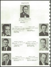 Page 6, 1953 Edition, Mattanawcook Academy - Pine Needles Yearbook (Lincoln, ME) online yearbook collection