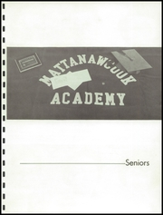 Page 9, 1953 Edition, Mattanawcook Academy - Pine Needles Yearbook (Lincoln, ME) online yearbook collection