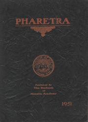 1951 Edition, Monson Academy - Pharetra Yearbook (Monson, ME)