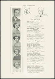Page 12, 1951 Edition, Monson Academy - Pharetra Yearbook (Monson, ME) online yearbook collection