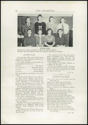 Page 14, 1951 Edition, Monson Academy - Pharetra Yearbook (Monson, ME) online yearbook collection
