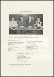 Page 7, 1951 Edition, Monson Academy - Pharetra Yearbook (Monson, ME) online yearbook collection