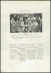 Page 8, 1951 Edition, Monson Academy - Pharetra Yearbook (Monson, ME) online yearbook collection