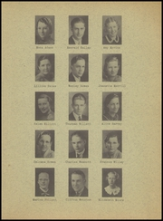 Page 5, 1937 Edition, Patten Academy - Mirror Yearbook (Patten, ME) online yearbook collection