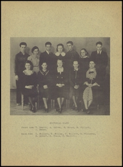 Page 9, 1937 Edition, Patten Academy - Mirror Yearbook (Patten, ME) online yearbook collection