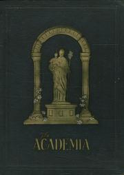 1931 Edition, St Josephs Academy - Academia Yearbook (Portland, ME)
