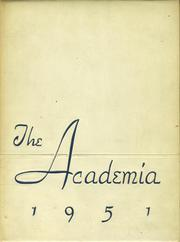 1951 Edition, St Josephs Academy - Academia Yearbook (Portland, ME)