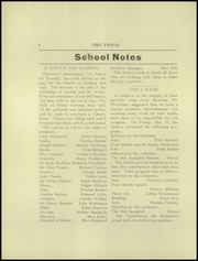 Page 10, 1918 Edition, Thornton Academy - Tripod Yearbook (Saco, ME) online yearbook collection