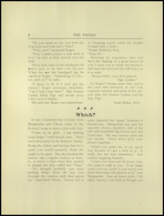 Page 14, 1918 Edition, Thornton Academy - Tripod Yearbook (Saco, ME) online yearbook collection