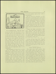 Page 9, 1918 Edition, Thornton Academy - Tripod Yearbook (Saco, ME) online yearbook collection