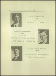 Page 10, 1920 Edition, Thornton Academy - Tripod Yearbook (Saco, ME) online yearbook collection