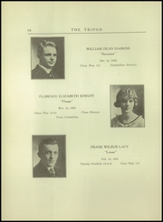 Page 12, 1920 Edition, Thornton Academy - Tripod Yearbook (Saco, ME) online yearbook collection