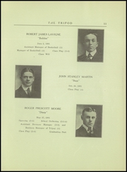 Page 13, 1920 Edition, Thornton Academy - Tripod Yearbook (Saco, ME) online yearbook collection