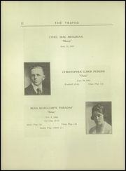 Page 14, 1920 Edition, Thornton Academy - Tripod Yearbook (Saco, ME) online yearbook collection