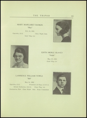 Page 15, 1920 Edition, Thornton Academy - Tripod Yearbook (Saco, ME) online yearbook collection