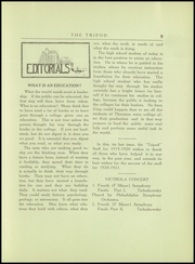 Page 7, 1920 Edition, Thornton Academy - Tripod Yearbook (Saco, ME) online yearbook collection