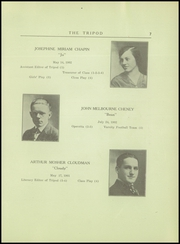 Page 9, 1920 Edition, Thornton Academy - Tripod Yearbook (Saco, ME) online yearbook collection