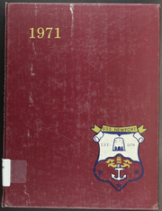 1971 Edition, Newport (LST 1179) - Naval Cruise Book