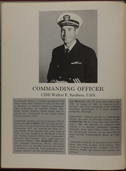 Page 6, 1971 Edition, Newport (LST 1179) - Naval Cruise Book online yearbook collection