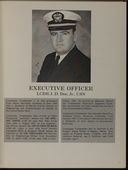 Page 7, 1971 Edition, Newport (LST 1179) - Naval Cruise Book online yearbook collection