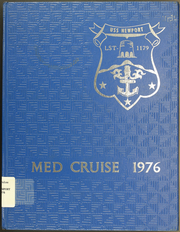 1976 Edition, Newport (LST 1179) - Naval Cruise Book